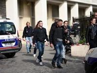 Đâm xe vào các binh sĩ Pháp, 6 quân nhân bị thương