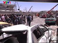 Tổng thống Afghanistan lên án vụ đánh bom tại Kabul