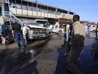 Đánh bom liều chết ở Iraq, ít nhất 30 người thiệt mạng