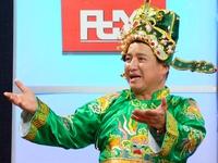 """""""Táo Giao thông"""" Chí Trung bất ngờ lên sóng VTV trước đêm 30"""