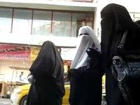 Iraq cấm mang mạng che mặt tại Mosul