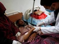 Báo động dịch tả tại Yemen