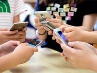 55 người Việt Nam dùng điện thoại thông minh