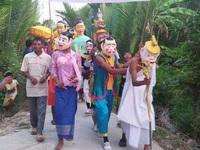 Nhiều hoạt động trong Tết Chol Chnam Thmay của đồng bào Khmer