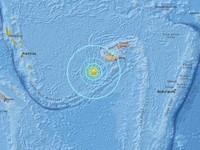 Fiji dỡ bỏ cảnh báo sóng thần