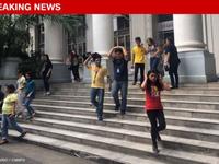 Động đất 6,3 độ richter tại đảo Luzon, Philippines