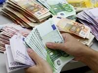 Đồng Euro tăng giá mạnh so với USD
