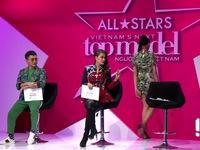 """Vietnam""""s Next Top Model 2017: Đến lượt giám khảo 'nội bộ lục đục'"""