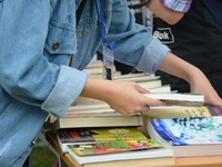 Lan tỏa đam mê đọc sách với sự kiện Hidden Book của học sinh trường Amsterdam