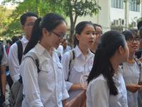 Những lưu ý thí sinh cần thuộc lòng trước khi bước vào kỳ thi THPT Quốc gia