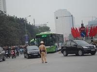 Cảnh sát giao thông sẽ sử dụng camera để xử phạt dọc tuyến BRT