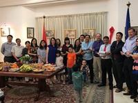 Đại sứ quán Việt Nam tại Kuwait kỷ niệm 50 năm thành lập ASEAN