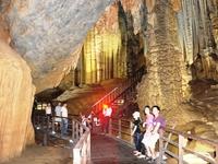 Giảm phí tham quan Vườn quốc gia Phong Nha - Kẻ Bàng