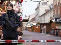 Đức vô hiệu hóa thiết bị nổ gần chợ Giáng sinh ở Potsdam