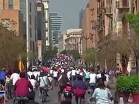 Lebanon khánh thành đường dành riêng cho xe đạp