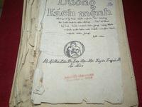 """Kỷ niệm 90 năm xuất bản sách """"Đường Kách mệnh"""""""