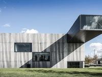 Tòa nhà 'thò thụt' độc nhất vô nhị ở Bỉ