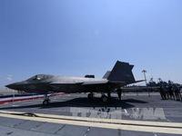 Israel mua thêm 17 máy bay chiến đấu F-35 của Mỹ