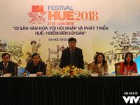 Festival Huế  2018: Hàng loạt chương trình nghệ thuật đặc sắc, hoành tráng