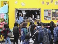 Xe tải bán đồ ăn thúc đẩy du lịch tại Hong Kong (Trung Quốc)