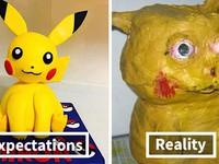 Chết cười với những chiếc bánh phiên bản lỗi