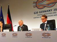 Hội nghị G20 không đạt tiến triển về thương mại tự do và chống bảo hộ mậu dịch