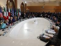 G7 ra tuyên bố chung về các vấn đề của thế giới, trong đó có tình hình ở Biển Đông