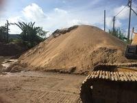 Giá cát xây dựng tiếp tục tăng