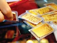 """Vàng ngày Thần Tài có dấu hiệu bị """"thổi giá"""""""