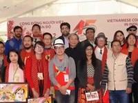 Hội trại giao lưu giữa các họa sĩ Việt Nam và Ấn Độ