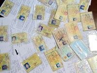TP.HCM phát hiện hơn 160 giấy phép lái xe giả