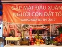 Cộng đồng người Việt tại Ba Lan tưởng nhớ các Vua Hùng