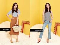 Yoona (SNSD) khoe nhan sắc rực rỡ trong trang phục xuân