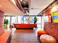 Google - Kiểu mẫu của môi trường làm việc tương lai
