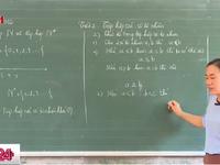 Bắc Giang: Thiếu giáo viên trầm trọng đầu năm học