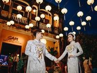Ngắm bộ ảnh cưới của hotboy thể dục dụng cụ Phạm Phước Hưng