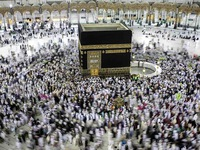 Saudi Arabia thắt chặt an ninh và y tế trước lễ hành hương Hajj