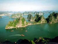 Vịnh Hạ Long vào top 10 di sản văn hóa thế giới đẹp nhất châu Á