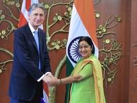 Hậu Brexit, Chính phủ Anh xúc tiến thương mại có Ấn Độ