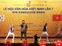 Lễ hội văn hóa Việt Nam tại Hàn Quốc