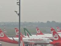 Hãng hàng không Air Berlin đệ đơn phá sản