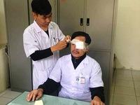 Thêm một bác sĩ bị hành hung đến gãy mũi, chấn thương mắt