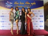 Sẵn sàng cho đêm chung kết Hoa hậu Hữu nghị ASEAN 2017
