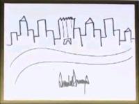 Đấu giá bức họa 'Nhà chọc trời New York' của Tổng thống Donald Trump