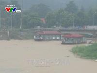 Hòa Bình: 41 người chết, mất tích và bị thương do mưa lũ, sạt lở đất