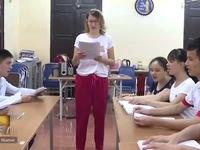 Lớp học tiếng Anh đặc biệt cho người mù và người khiếm thị