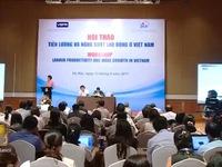 Việt Nam cần có cơ quan tìm hiểu cải thiện năng suất lao động