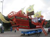 Độc đáo con thuyền biểu tượng văn hoá Việt - Nhật ở Hội An
