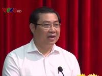 Chủ tịch Đà Nẵng kêu gọi khắc phục hậu quả bão số 12, sẵn sàng cho APEC