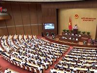 Quốc hội trao đổi về bình đẳng giới